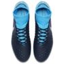 Zapatillas de fútbol Nike Magista Onda Ii Df Fg M 917787-414 azul negro azul 2