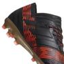 Zapatillas de fútbol adidas Nemeziz 17.1 Fg Jr CP9152 negro 1