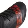 Botas de fútbol Adidas Nemeziz Tango 17.3 Tf M CP9098 negro, dorado, rojo negro 1