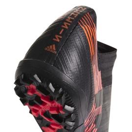 Botas de fútbol Adidas Nemeziz Tango 17.3 Tf M CP9098 negro, dorado, rojo negro 2