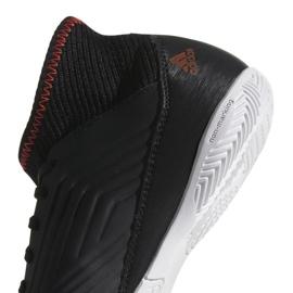 Zapatos de interior adidas Predator Tango 18.3 In Jr CP9076 negro 2