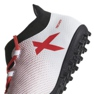 Botas de fútbol adidas X Tango 17.3 Tf M CP9136 blanco blanco 1