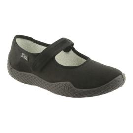 Zapatos de mujer befado pu - joven 197D002 negro 2
