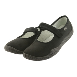 Zapatos de mujer befado pu - joven 197D002 negro 4