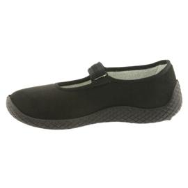 Zapatos de mujer befado pu - joven 197D002 negro 3