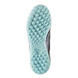 Botas de fútbol adidas Ace 17.4 Tf Jr S77121 negro azul azul 2