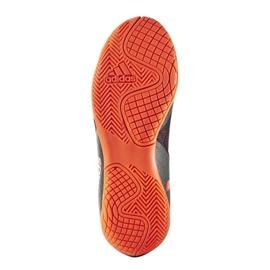 Zapatillas de fútbol Adidas X Tango 17.3 In Jr CG3724 negro naranja negro 2