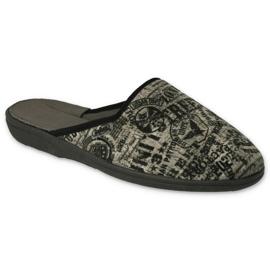 Zapatillas befado juvenil 201Q091 gris 1