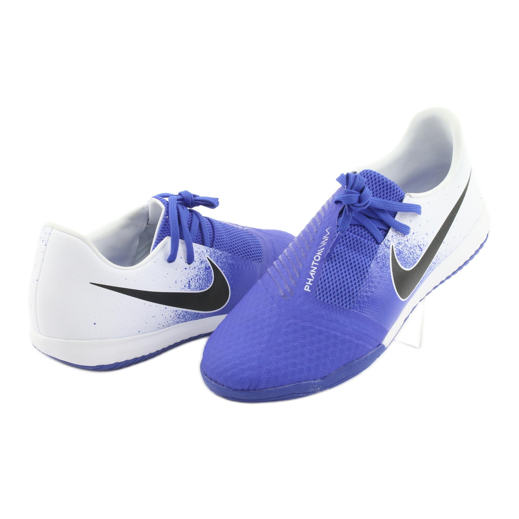 Zapatos de interior Nike Phantom Venom Academy Ic M AO0570 104 azul