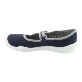 Calzado befado azul marino 114Y317 2