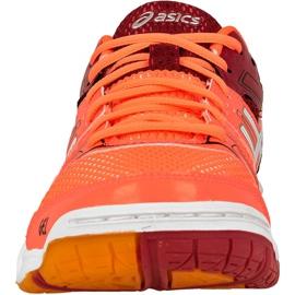 Zapatillas de voleibol Asics Gel-Rocket 7 W B455N-0601 naranja naranja 2