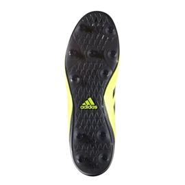 Calzado de fútbol adidas Copa 17.3 Fg M S77143 multicolor negro amarillo 2