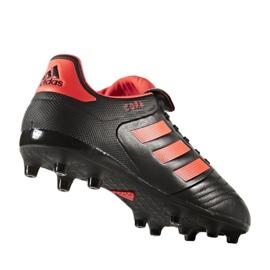 Calzado de fútbol adidas Copa 17.3 Fg M S77144 negro negro naranja 1