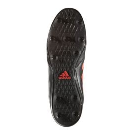 Calzado de fútbol adidas Copa 17.3 Fg M S77144 negro negro naranja 2