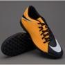 Zapatillas de fútbol Nike HypervenomX Phade Iii Tf M 852545-801 negro negro amarillo 3