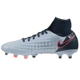 Zapatillas de fútbol Nike Magista Onda Ii Df Fg M 917787-400 azul azul 1
