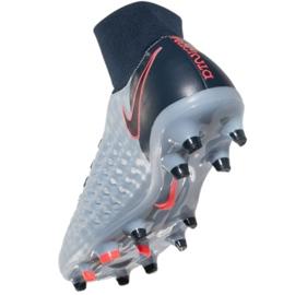 Zapatillas de fútbol Nike Magista Onda Ii Df Fg M 917787-400 azul azul 2