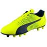 Botas de fútbol Puma Adreno Iii Fg Safety M 104046 09 amarillo amarillo 1