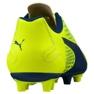 Botas de fútbol Puma Adreno Iii Fg Safety M 104046 09 amarillo amarillo 2