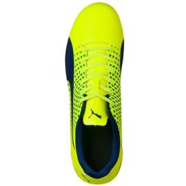 Botas de fútbol Puma Adreno Iii Fg Safety M 104046 09 amarillo amarillo 3