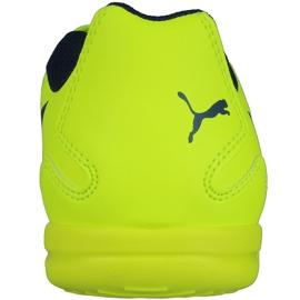 Zapatos de interior Puma Adreno Iii It M 10404709 amarillo verde 2