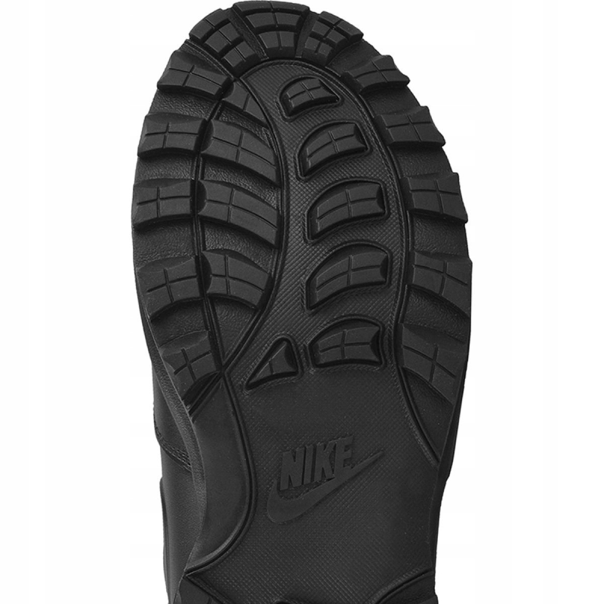 Invierno Negro 003 454350 Zapatos De Nike Leather M Manoa