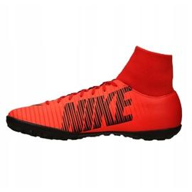 Calzado de fútbol Nike MercurialX Victory Vi Df Tf M 903614-616 rojo rojo 1
