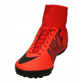 Calzado de fútbol Nike MercurialX Victory Vi Df Tf M 903614-616 rojo rojo 3