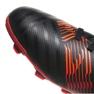Zapatillas de fútbol adidas Nemeziz 17.4 FxG Jr CP9206 negro 2