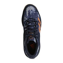 Adidas Ligra 5 M BB6124 zapatillas de voleibol azul marino marina 2