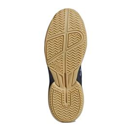 Adidas Ligra 5 M BB6124 zapatillas de voleibol azul marino marina 3