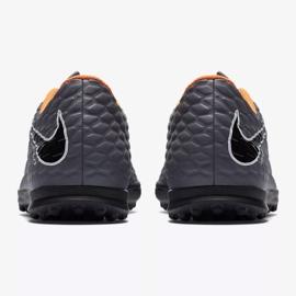 Zapatillas de fútbol Nike Hypervenom PhantomX 3 Club Tf M AH7281-081 gris / plata gris 1