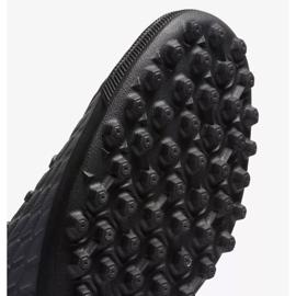 Zapatillas de fútbol Nike Hypervenom PhantomX 3 Club Tf M AH7281-081 gris / plata gris 2