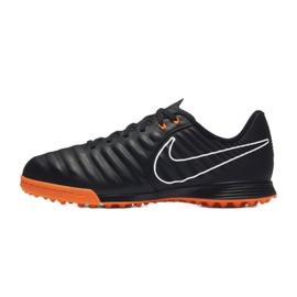 Zapatillas de fútbol Nike LegendX Academy Tf Jr AH7259-080 negro negro 1