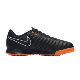 Zapatillas de fútbol Nike LegendX Academy Tf Jr AH7259-080 negro negro 3