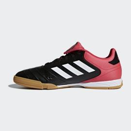 Zapatos de interior adidas Copa Tango 18.3 In M CP9017 negro negro rojo 1