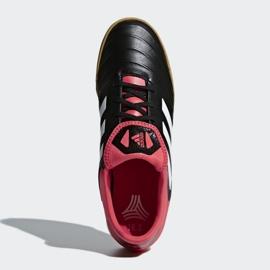 Zapatos de interior adidas Copa Tango 18.3 In M CP9017 negro negro rojo 2