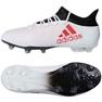 Zapatillas de fútbol adidas X 17.2 Fg M CP9187 blanco rojo multicolor 2