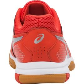 Zapatillas de voleibol Asics Gel Rocket 8 M B706Y-0693 multicolor rosa 3