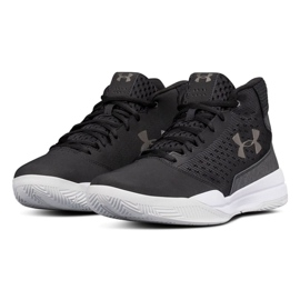Zapatillas de baloncesto Under Armour Jet Mid M 3020224-001 negro negro 3