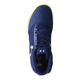 Zapatillas de baloncesto Under Armour Jet Mid M 3020224-500 azul azul 3