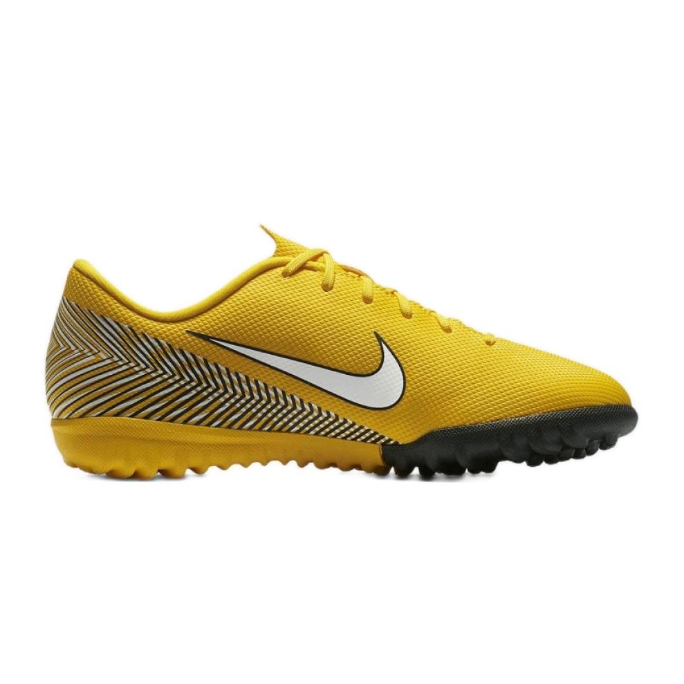 Zapatillas de fútbol Nike Mercurial Vapor 12 Academy Neymar Tf Jr AO9476 710