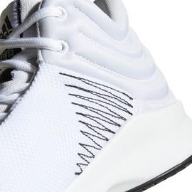 Zapatillas de baloncesto adidas Pro Sprak 2018 M B44966 blanco blanco 1