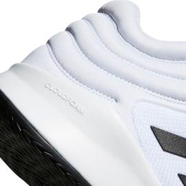 Zapatillas de baloncesto adidas Pro Sprak 2018 M B44966 blanco blanco 2