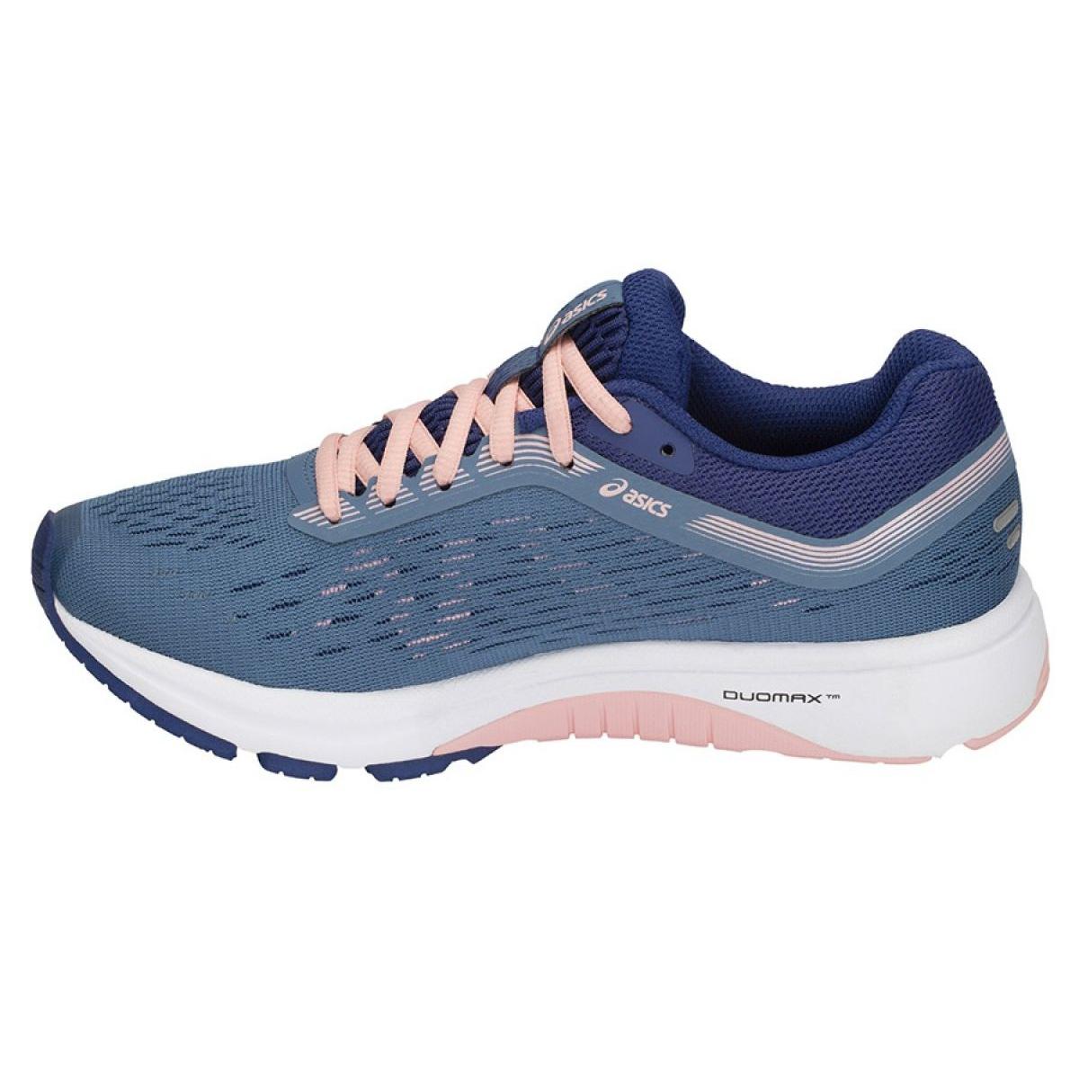 7fe0567946 Azul Zapatillas de correr Asics GT-1000 7 W 1012A030-400 - ButyModne.pl