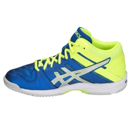 Zapatillas de voleibol Asics Gel Beyond 5 Mt M B600N-400 azul multicolor 1
