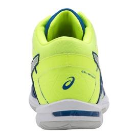 Zapatillas de voleibol Asics Gel Beyond 5 Mt M B600N-400 azul azul 3