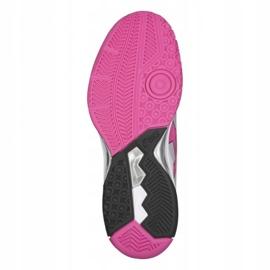 Zapatillas de voleibol Asics Gel Rocket 8 W B756Y-020 gris gris / plata 1