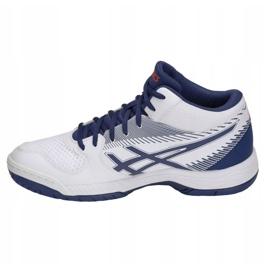 Zapatillas de voleibol Asics Gel Task M B703Y-100 blanco blanco 1