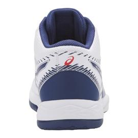 Zapatillas de voleibol Asics Gel Task M B703Y-100 blanco blanco 3